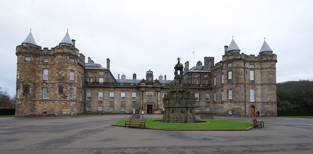 The Palace Of Holyroodhouse The Hazel Tree