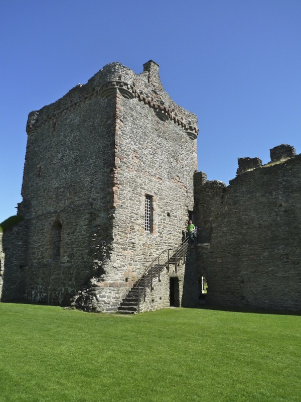 Skipness Castle (1)