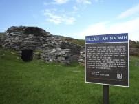 Beehive settlement, Garvellachs