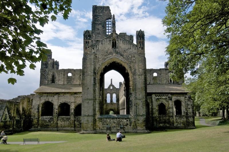 Kirkstall Abbey 3