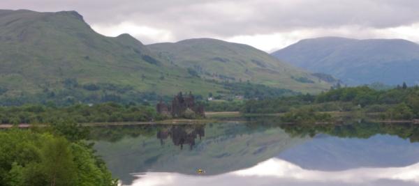 Kilchurn castle, Loch Awe 18
