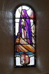 St Columba's window