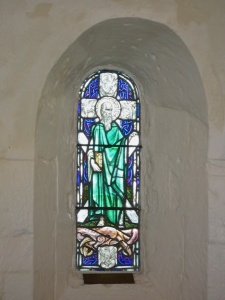 St Andrew's window