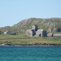 Maclean's Cross, Iona
