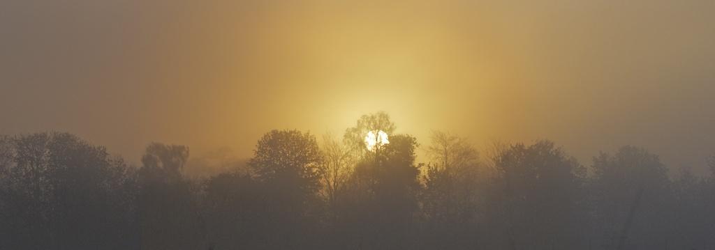 Sunrise near Perth