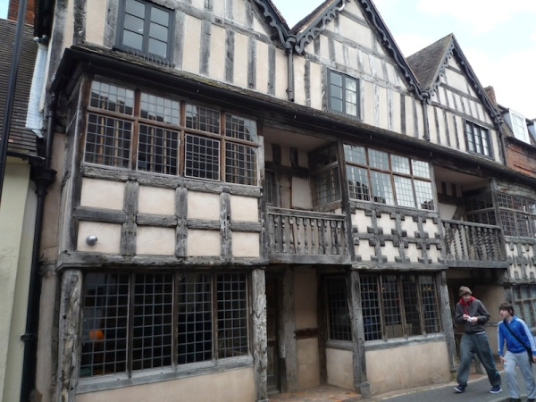 Raynald's Mansion, Much Wenlock