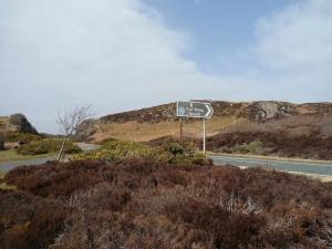 Dun Beag, Skye (April 2013)