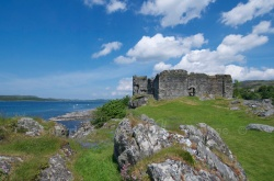 Castle Sween, Kintyre
