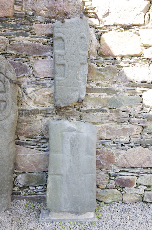 Early Christian crosses