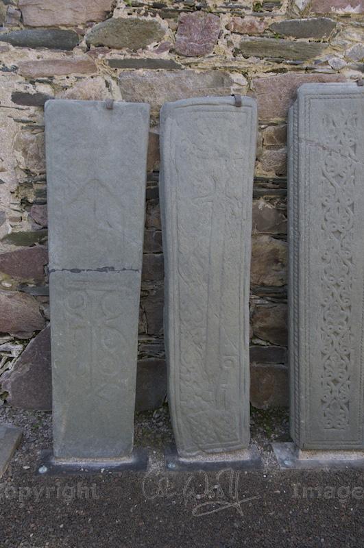 Granite Grave Slabs : Kilmory knap chapel part two the hazel tree