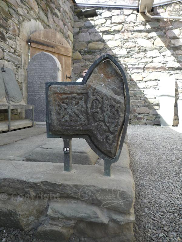 Fragment of Cross, Kilmory Knap