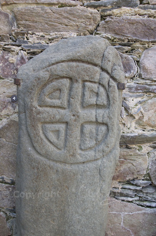 Early Christian stone