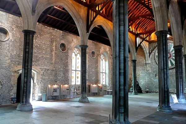 The Great Hall, credit Graham Horn via Wikimedia
