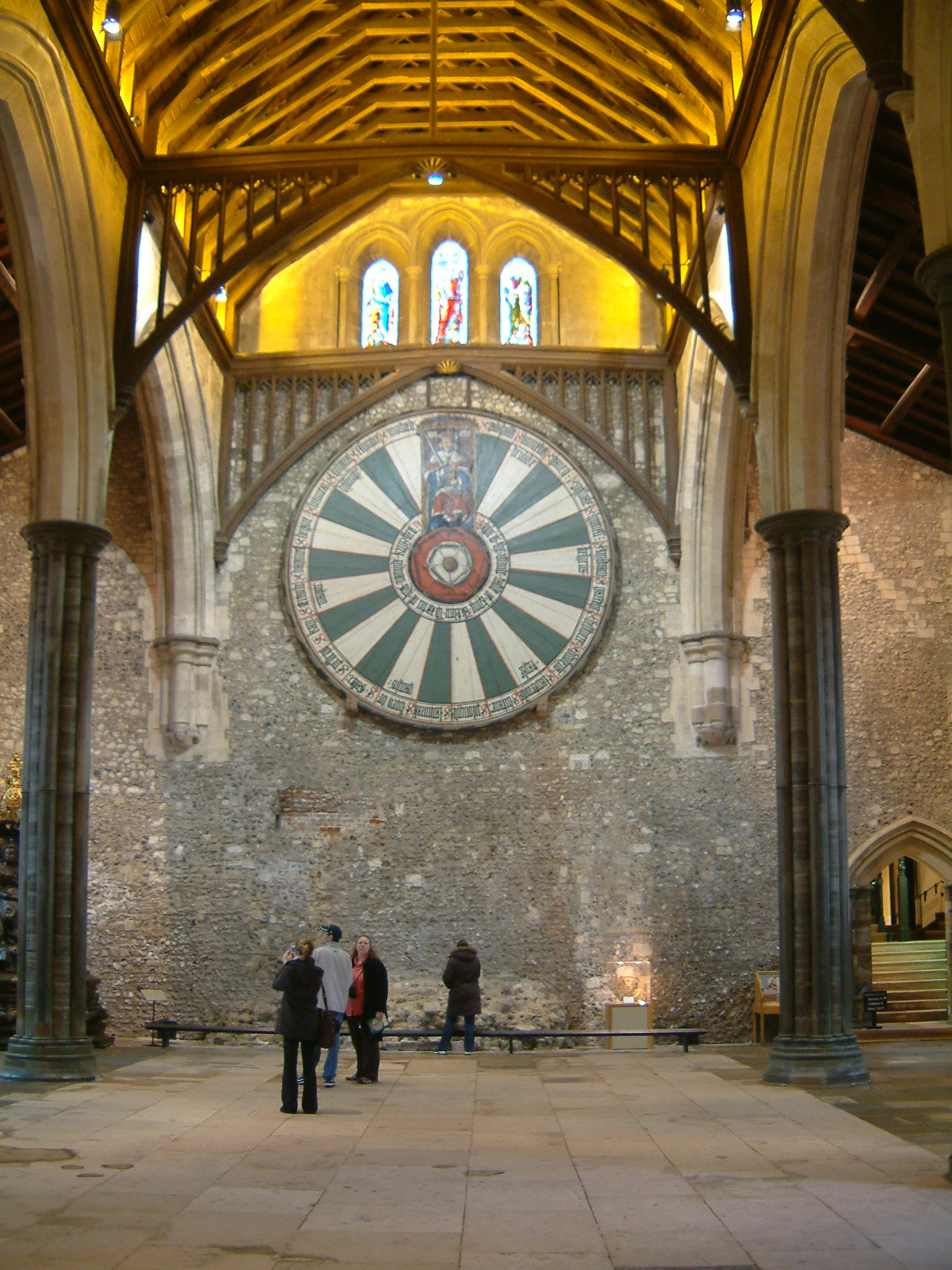 Why when i log into able2know can i not see posts from facebook friends page 2 - Round table winchester cathedral ...