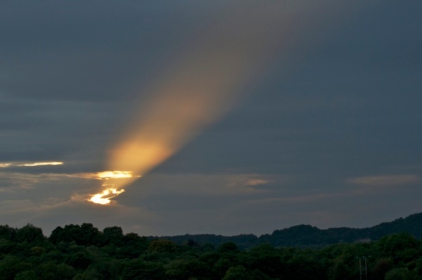 Crepuscular rays (2)