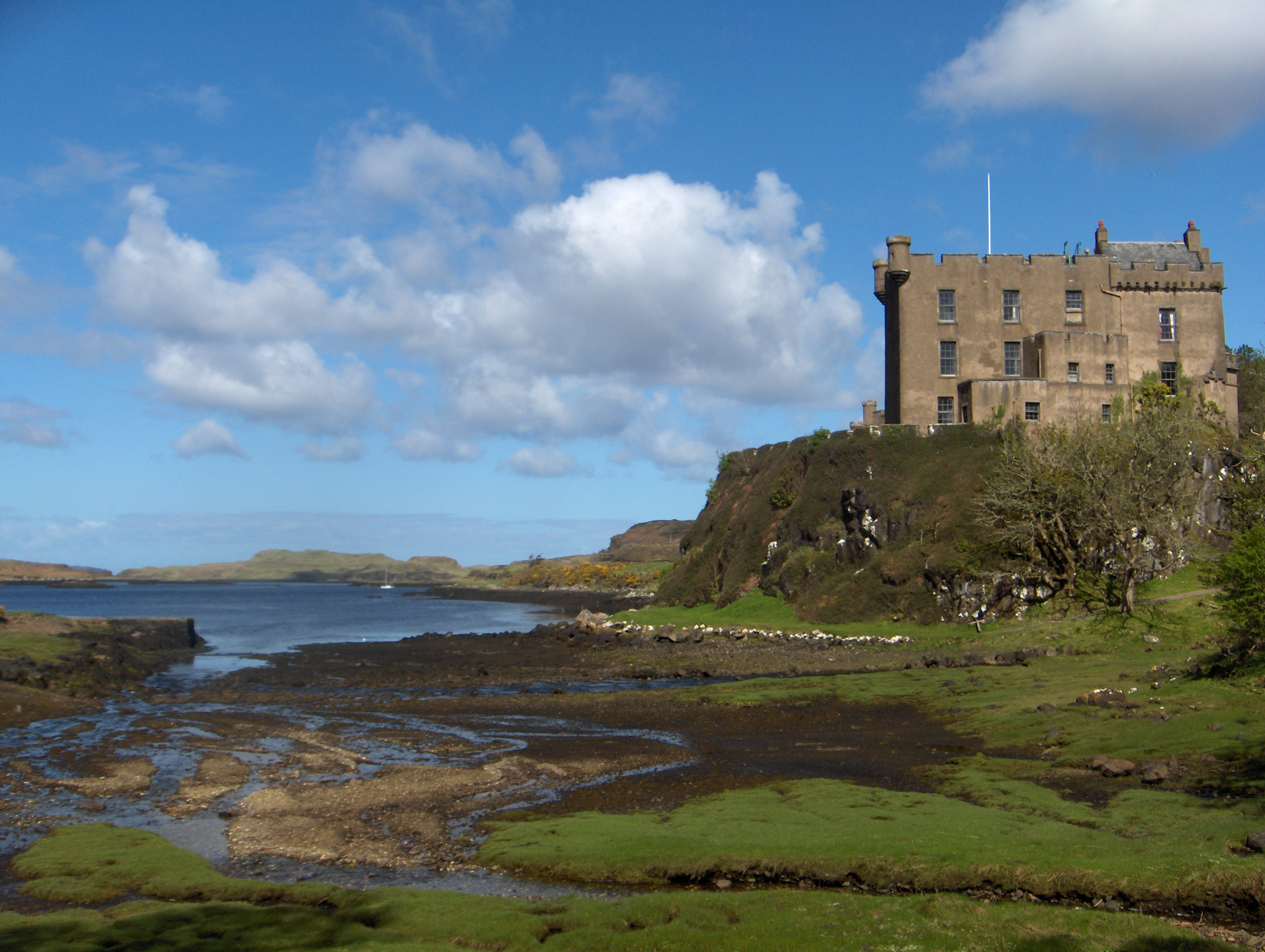 photo of dunvegan castle - photo #2