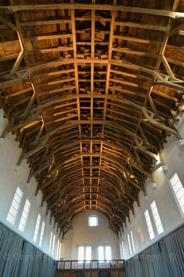Stirling Castle Great Hall 4