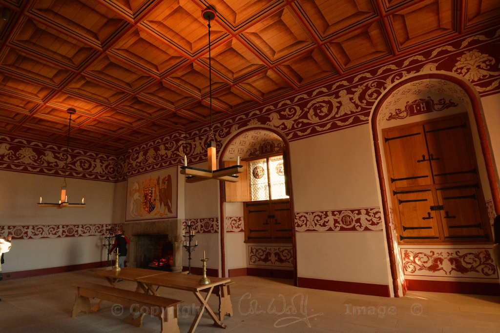 Stirling Castle CW 53