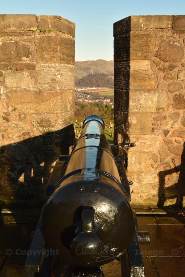 Stirling Castle CW 84
