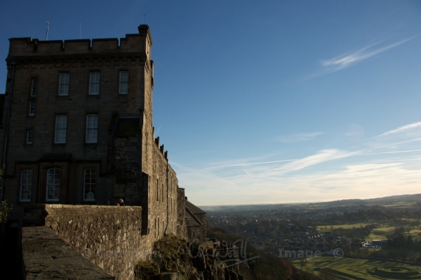 Stirling Castle JW 157
