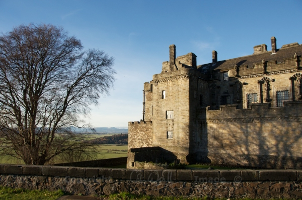 Stirling Castle JW 187