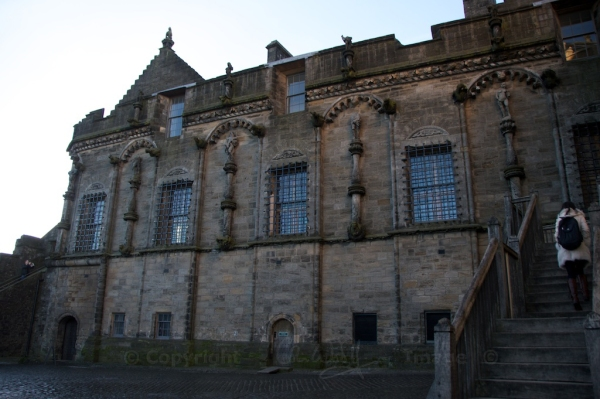 East face of the Palace