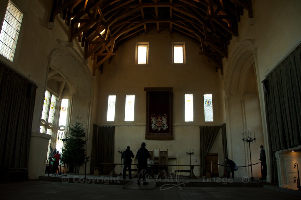 Stirling Castle Great Hall 3