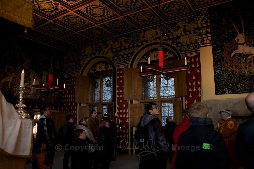 Stirling Castle royal apartments (1)