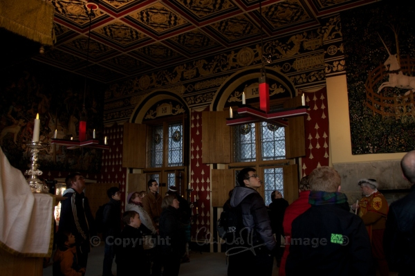 Stirling Castle royal apartments (1)