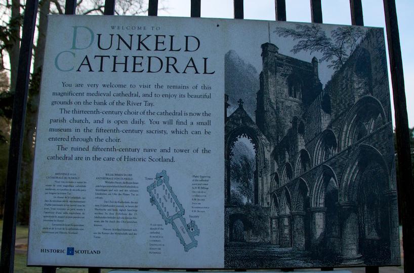 Dunkeld Cathedral 1