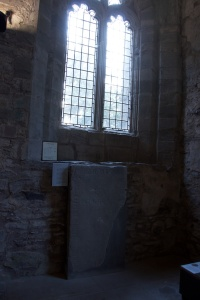 The room under the bell tower