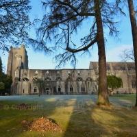Dunkeld Cathedral:  Scotland's sacred heart