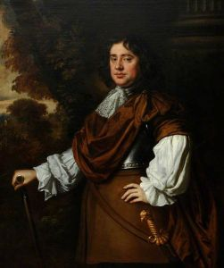 John Graham of Claverhouse by Peter Lely
