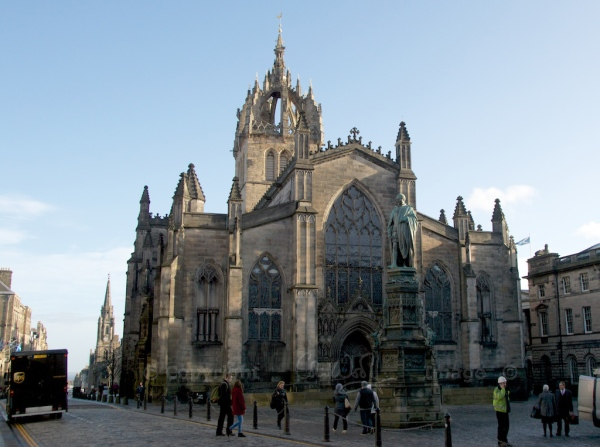 St Giles' Cathedral (1)
