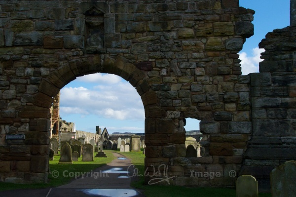 Churchyard at St Andrews