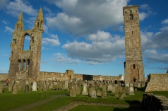 St Andrews Cathedral and Tower
