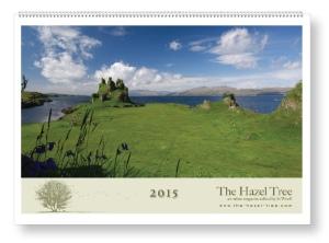 2015 Calendar FRONT