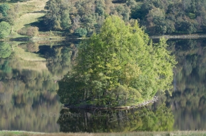 Crannog in Perthshire