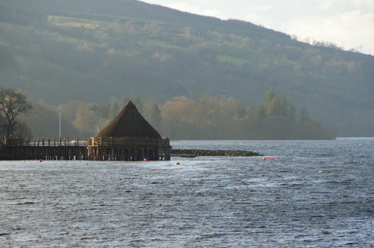 The Crannog Centre, Loch Tay