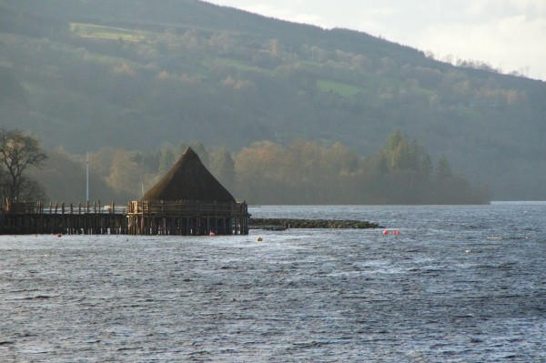 The Crannog Centre, Loch Tay