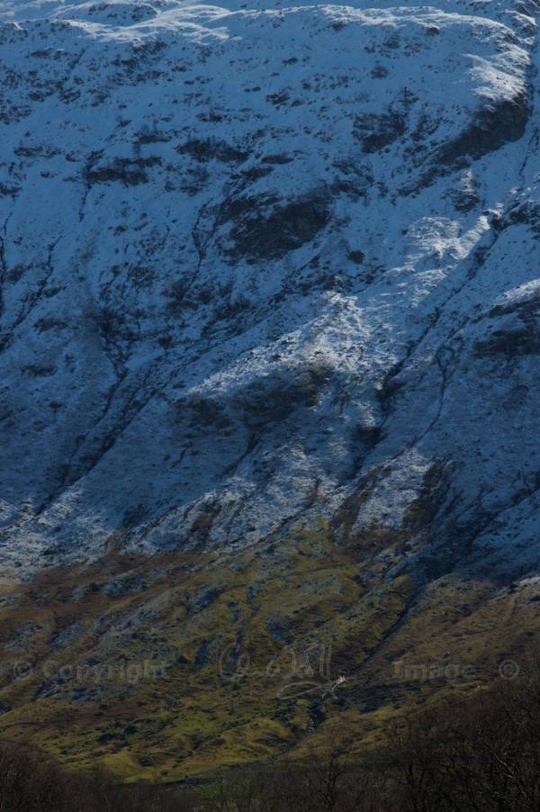 Mountain in Glen Lyon