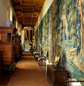 The Tapestry Gallery © National Trust for Scotland