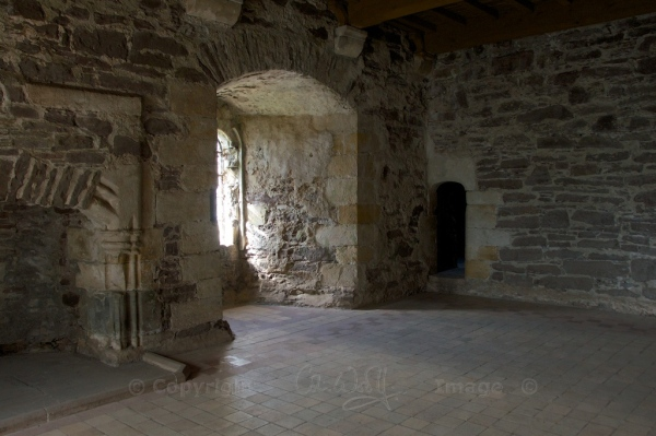 Mary, Queen of Scots Bedchamber in the Kitchen Tower