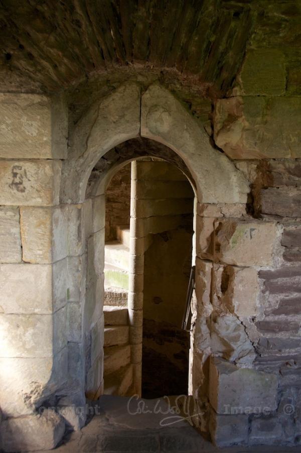 Doune stairs (1)