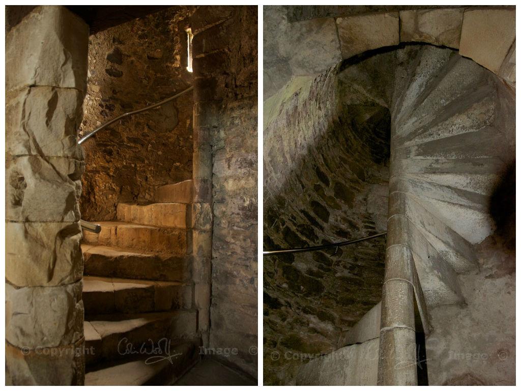 Doune Stairs 1