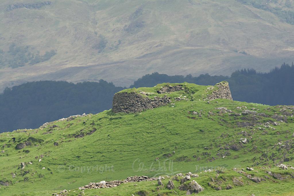 Tirefour Castle, Isle of Lismore