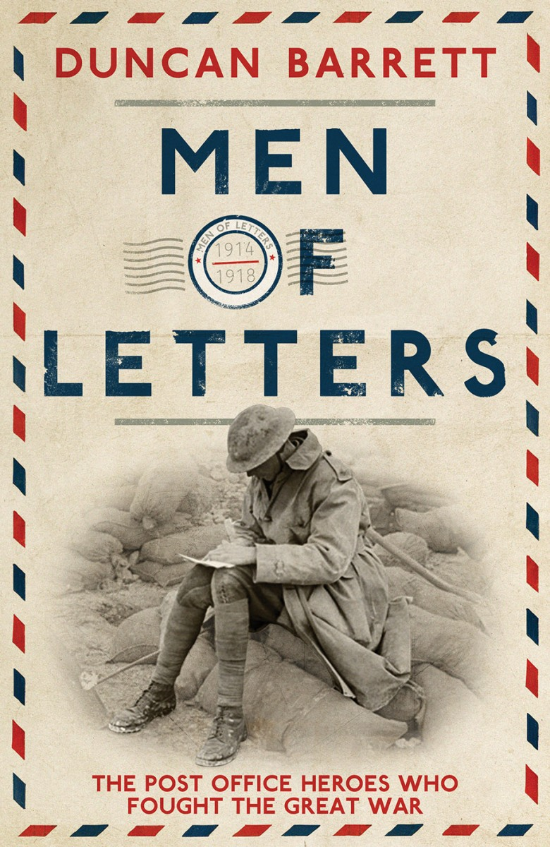 Book review: 'Men of Letters' by Duncan Barrett