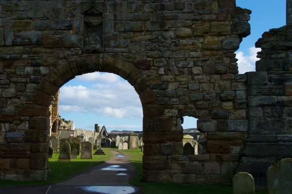 St Andrews graveyard