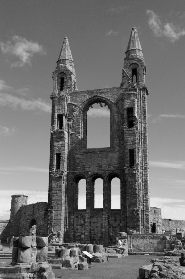 St Andrews (B and W)