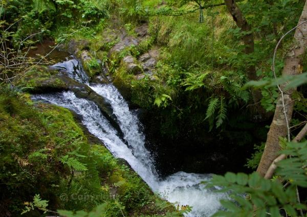 Waterfalls, Dollar Glen 4